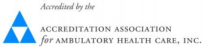 Blair Gastro is accredited by the Accreditation Association for Ambulatory Health Care Inc.