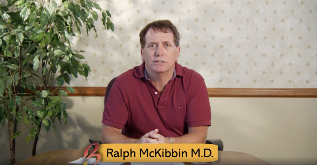 Dr McKibbin dicusses the importance of colon cancer screening